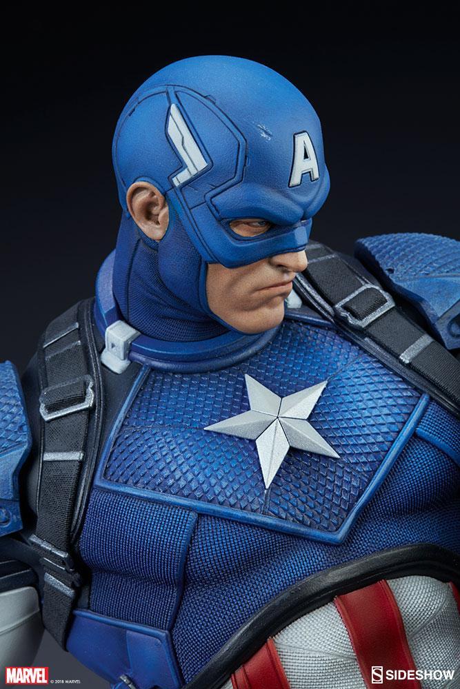 MARVEL - Captain America Premium Format Figure - 54cm_5