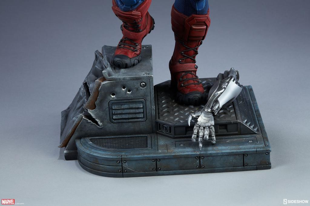 MARVEL - Captain America Premium Format Figure - 54cm_6