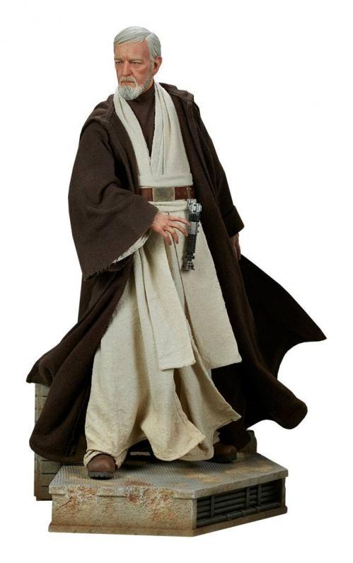 STAR WARS - Obi-Wan Kenobi - Statuette en résine