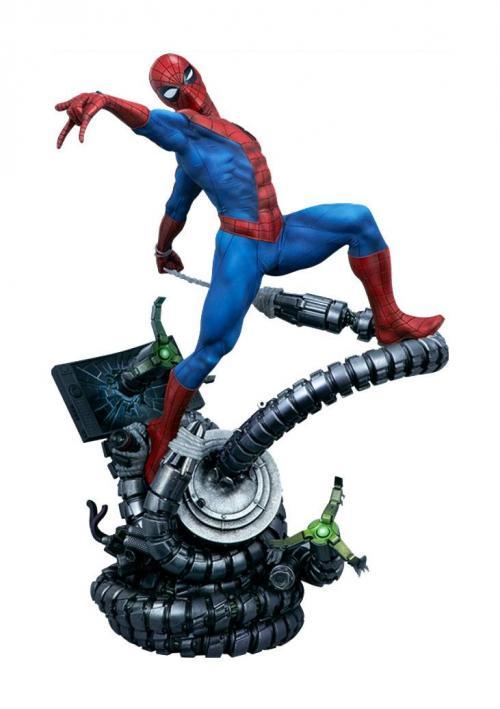 MARVEL - Statuette Premium Format - Spider-Man - 57cm