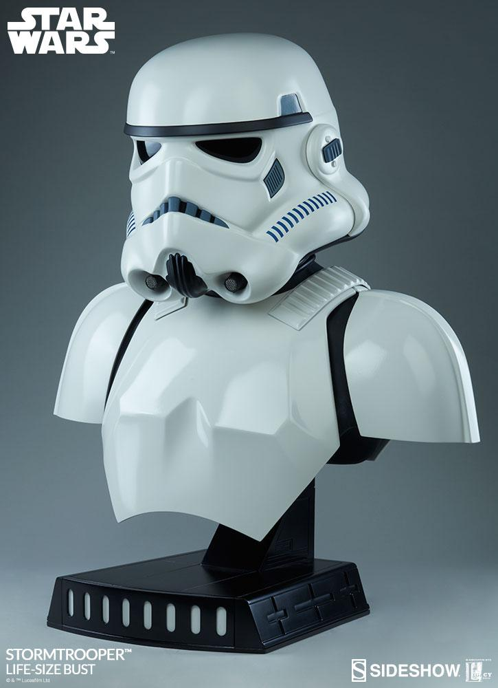 STAR WARS - Stormtrooper (Life Sized Bust)