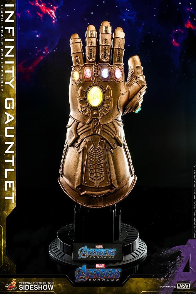 AVENGERS ENDGAME - Replica 1/4 - Infinity Gauntlet - 17cm