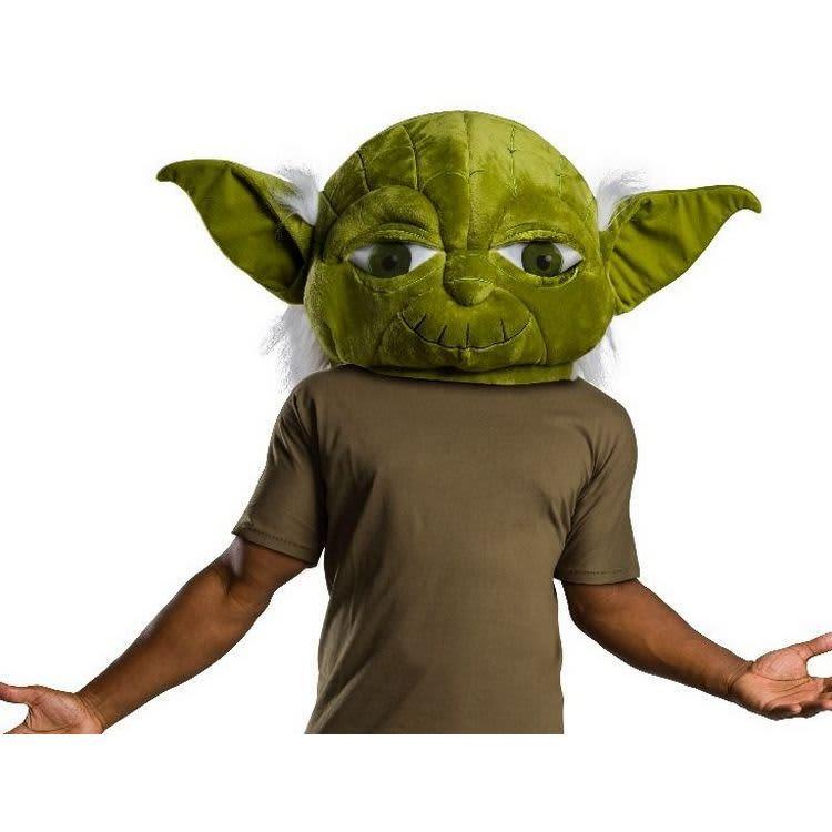 STAR WARS - Masque Oversize - Yoda