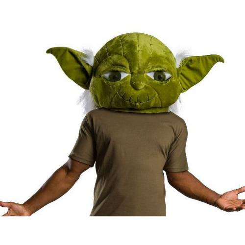 STAR WARS - Masque Oversize - Yoda