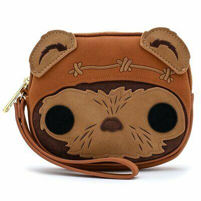 STAR WARS - Wicket Head - Mini-Sacoche 'LoungeFly'