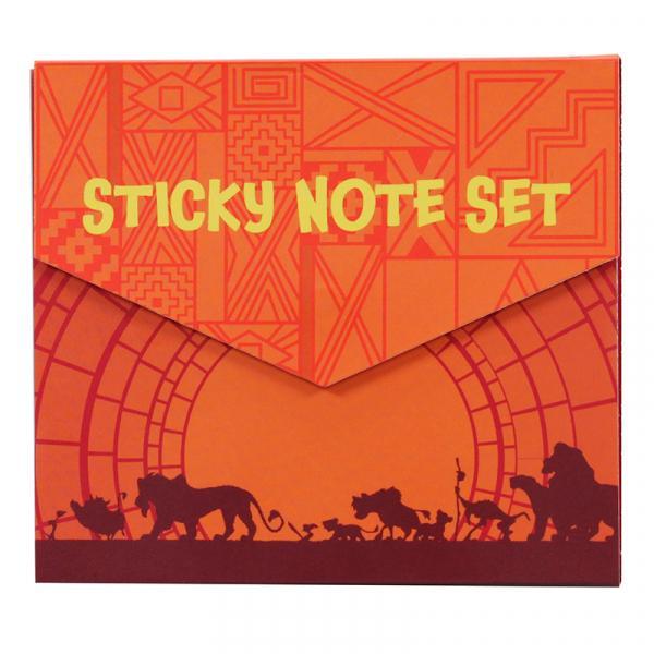 DISNEY - Sticker Note Set - Le Roi Lion_3