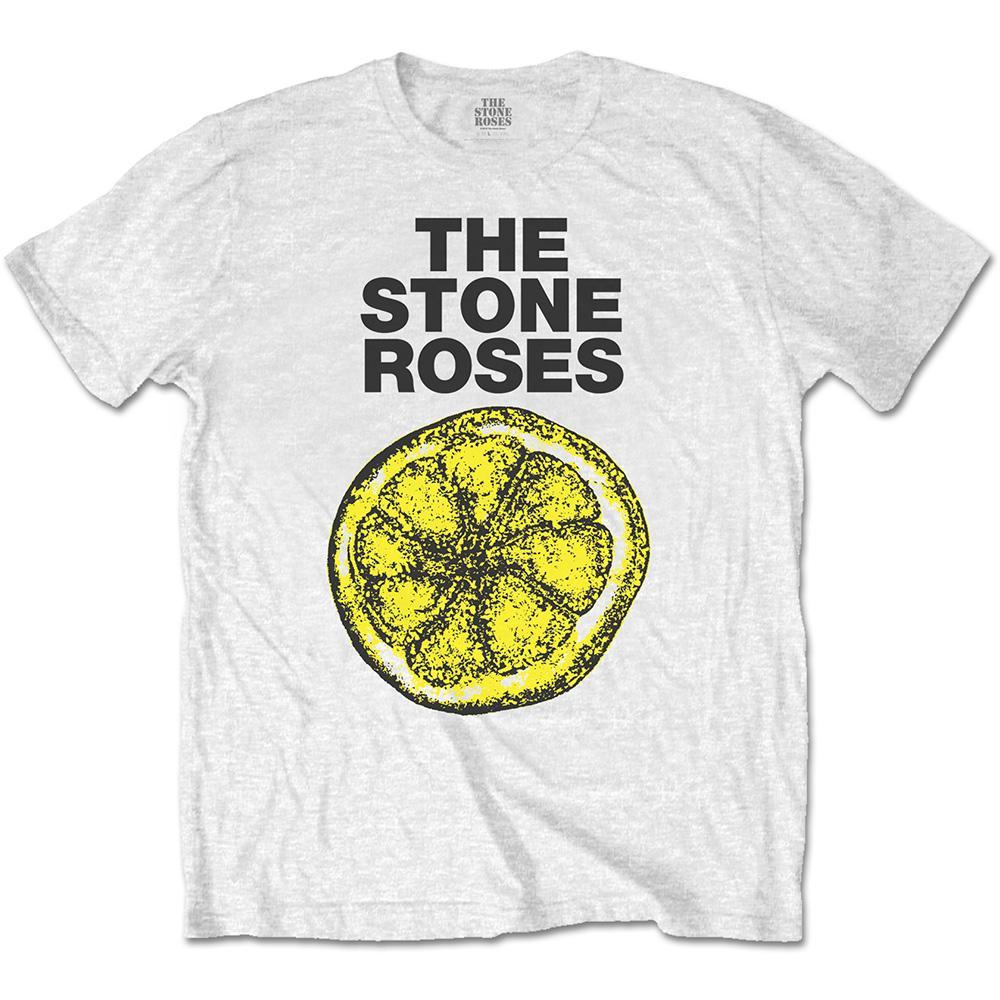 THE STONE ROSES - T-Shirt RWC - Lemon 1989 Tour (L)_1