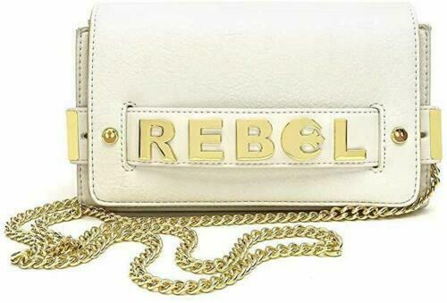 STAR WARS - Gold Rebel Clutch - Sac 'LoungeFly'