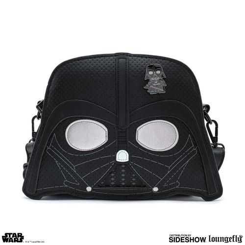 STAR WARS - Vader - Sac bandoulière Pin Collector 'LoungeFly'