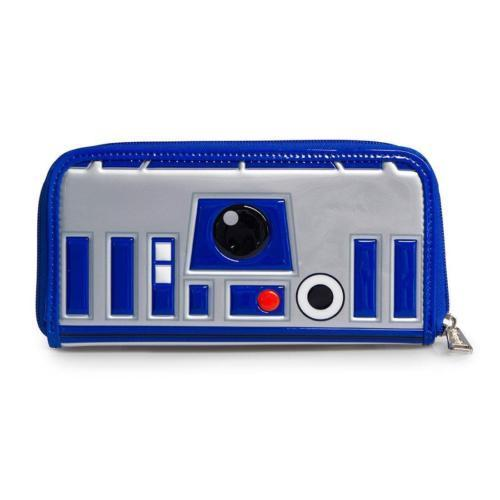 STAR WARS - R2D2 Zip Around Wallet 'LoungeFly'
