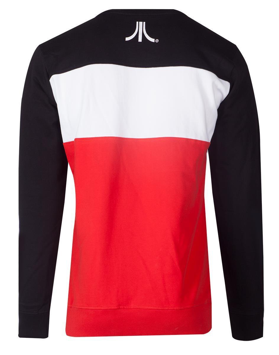 ATARI - CUT & SEW Sweatshirt Homme - (S)_2