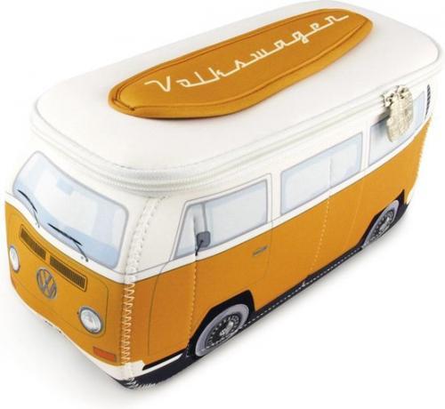 VW T2 - Trousse en néoprène orange '30x14x12cm'
