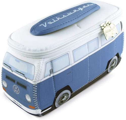 VW T2 - Trousse en néoprène blue '23x11x8cm'