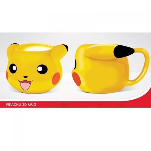 POKEMON - Pikachu - Mug 3D 320ml