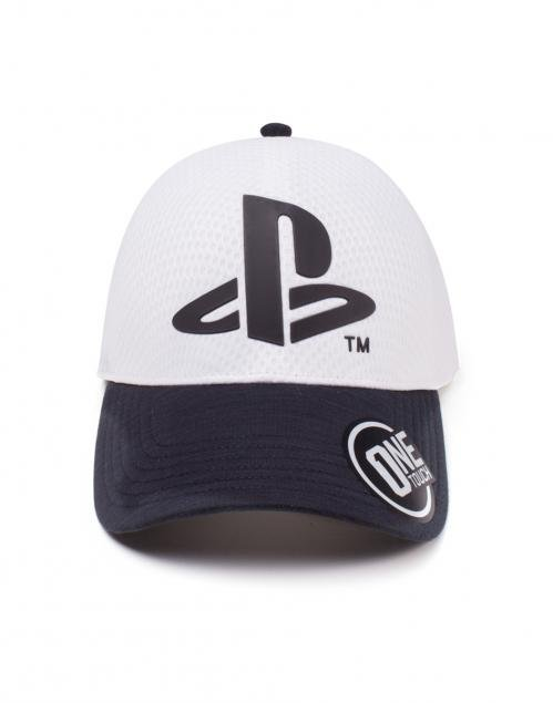 PLAYSTATION - Casquette Snapback - PS logo