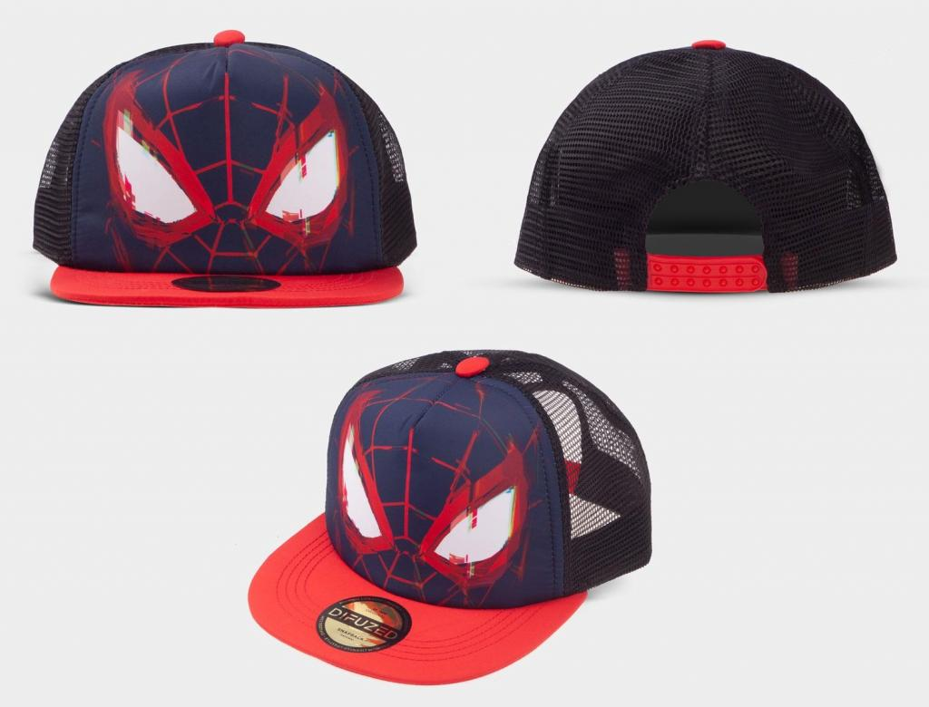 SPIDER-MAN - Casquette kids_1
