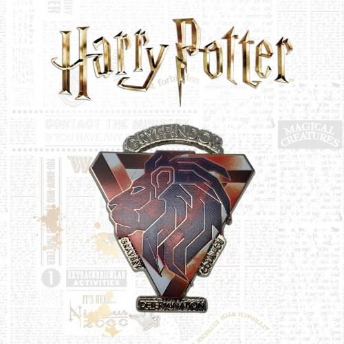 HARRY POTTER - Gryffondor - Pin's édition limitée