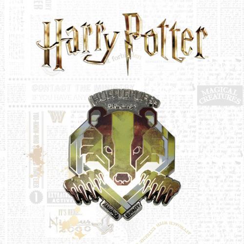 HARRY POTTER - Poufsouffle - Pin's édition limitée