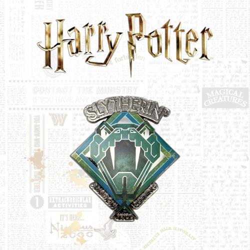 HARRY POTTER - Serpentard - Pin's édition limitée
