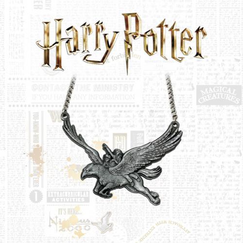 HARRY POTTER - Hippogriff - Collier unisex en édition limitée