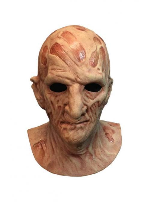 La Revanche de Freddy - Réplique 1/1 Masque Latex de Freddy Krueger
