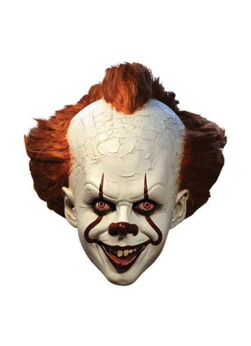 « Il » est revenu 2017 - Masque Latex Pennywise Deluxe Edition