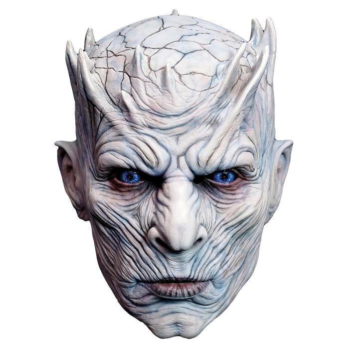 GAME OF THRONES - Réplique 1/1 Masque Latex Night King