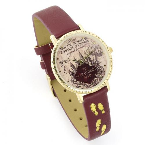 HARRY POTTER - Marauder's Map - Montre