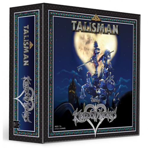 DISNEY - Jeu de plateau Talisman - Kingdom Hearts Edition 'UK Only'