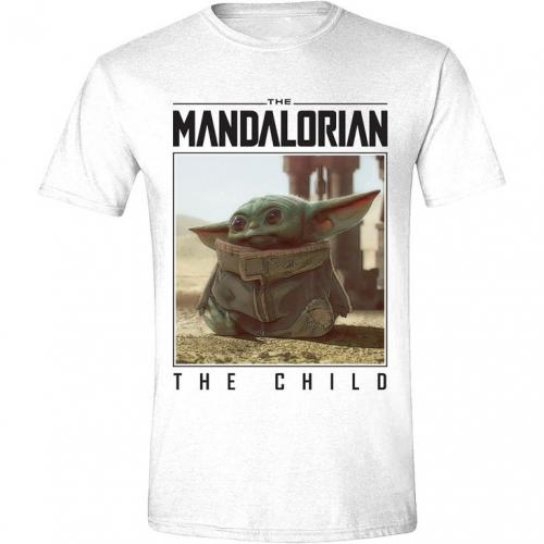 THE MANDALORIAN - T-Shirt homme - The Child Photo - (S)