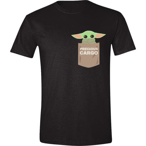 THE MANDALORIAN - T-Shirt homme - The Child Pocket - (S)