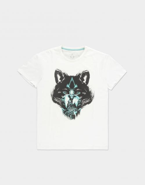 ASSASSIN'S CREED VALHALLA - Wolf - T-Shirt Homme (S)