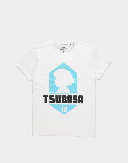 CAPTAIN TSUBASA - Team Tsubasa - T-Shirt Homme (S)