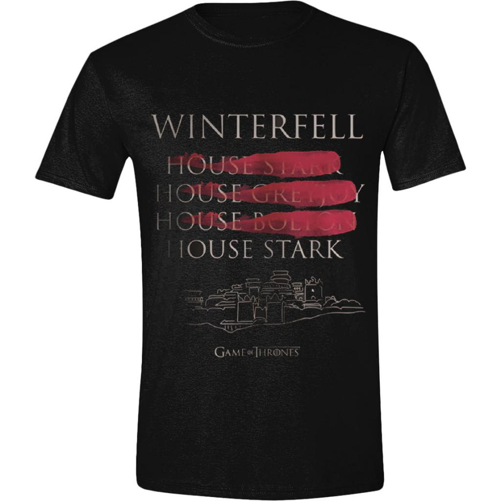 GAME OF THRONES - Winterfell Full Circle (S)