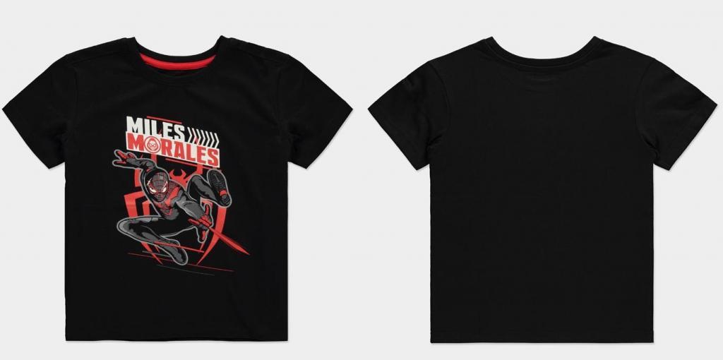 SPIDER-MAN MILES MORALES - T-Shirt Kids (98/104)_1