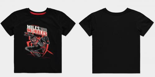 SPIDER-MAN MILES MORALES - T-Shirt Kids (98/104)