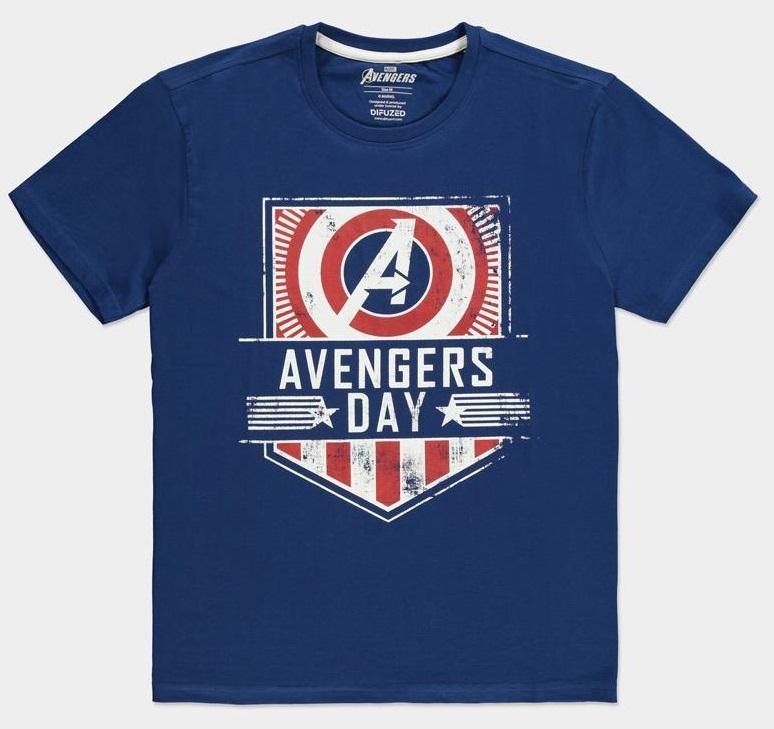 MARVEL - Avengers Day - T-Shirt Homme (S)_1