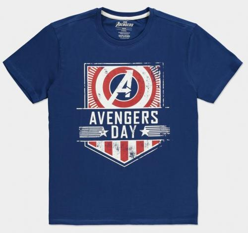 MARVEL - Avengers Day - T-Shirt Homme (S)