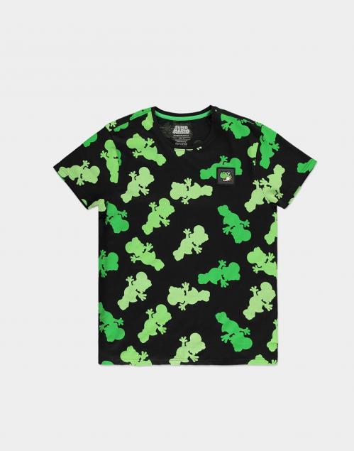 SUPER MARIO - Yoshi - T-Shirt Homme (L)