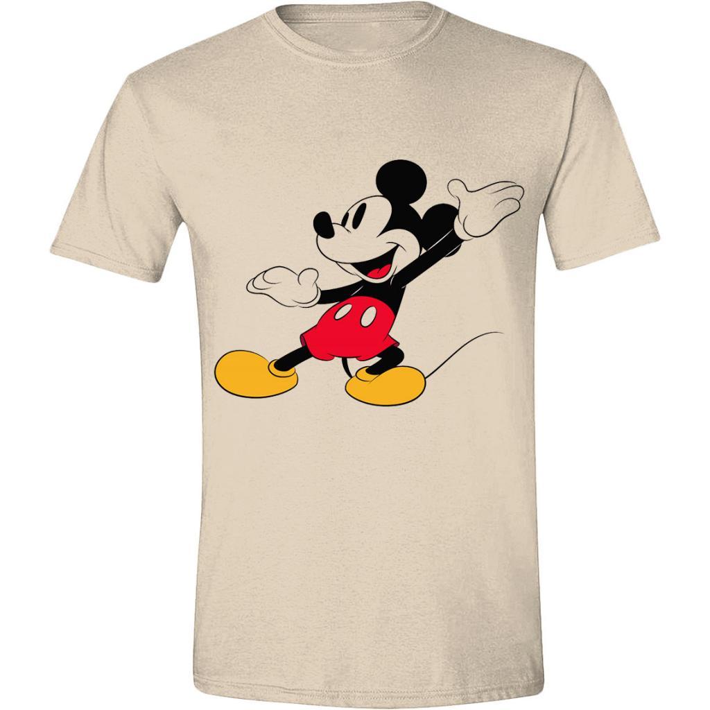 DISNEY - T-Shirt - Mickey Mouse Happy Face (XL)