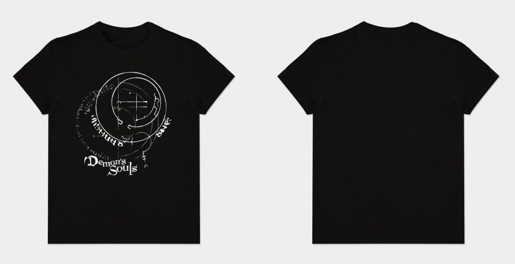 DEMON'S SOULS - Circles - T-Shirt Homme (S)_1