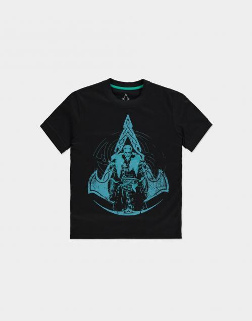ASSASSIN'S CREED VALHALLA - Crest Grid - T-Shirt Femme (S)