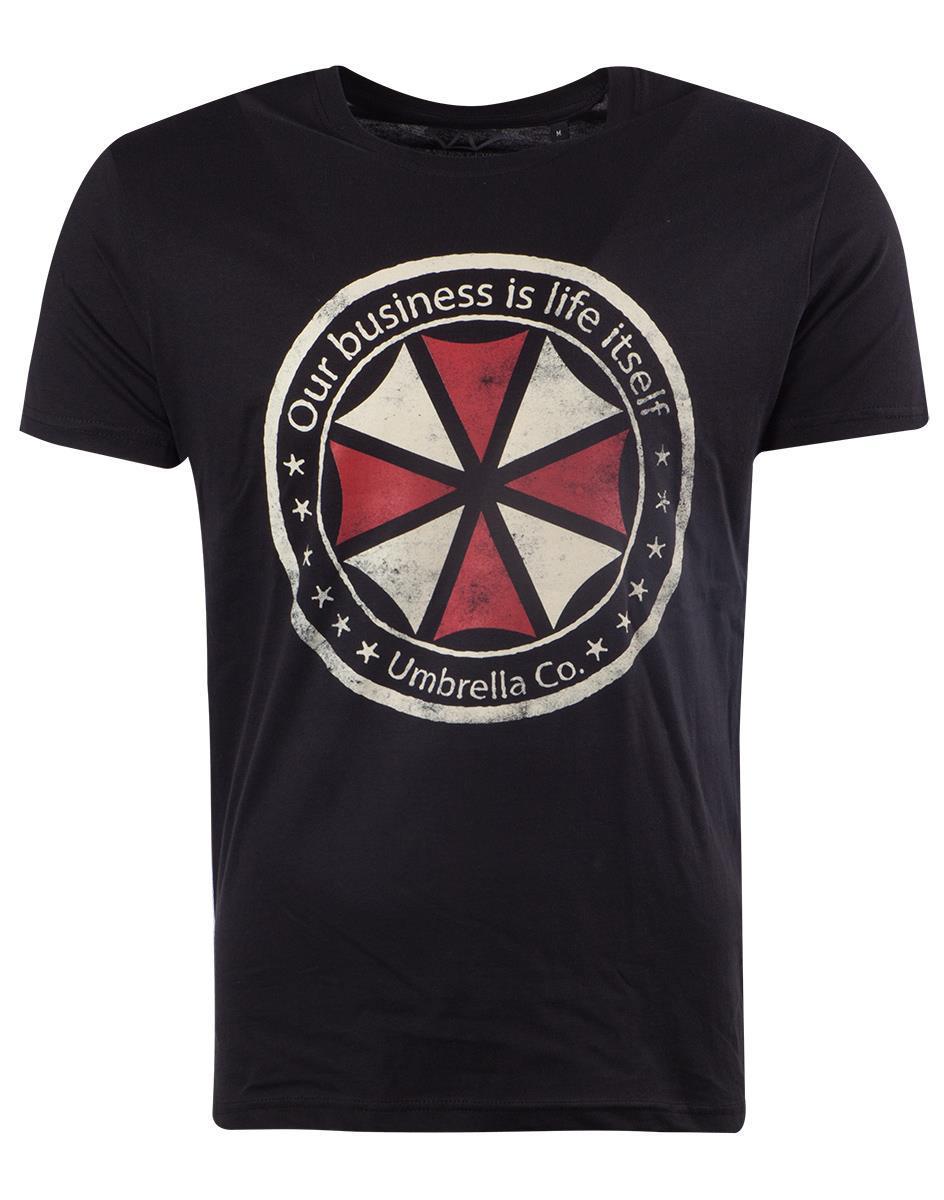 RESIDENT EVIL - Umbrella - T-Shirt Homme (XXL)_1