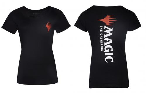 MAGIC THE GATHERING - Wizards - T-Shirt Femme (S)
