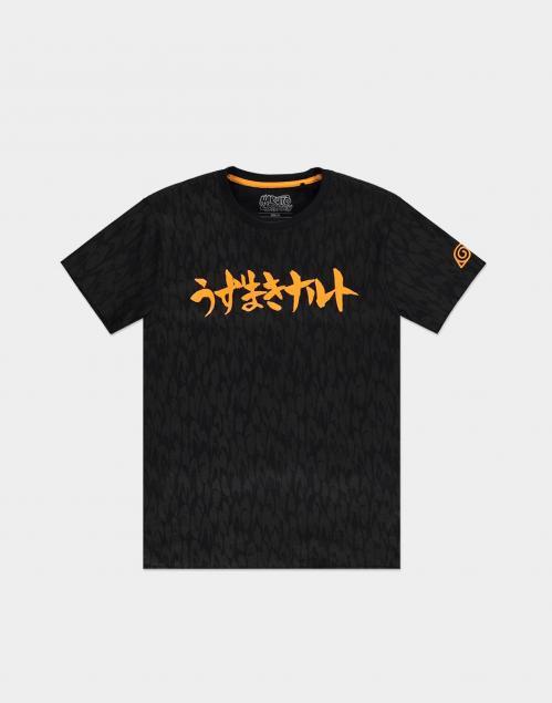 NARUTO SHIPPUDEN - Tone to Tone - T-Shirt Homme (S)