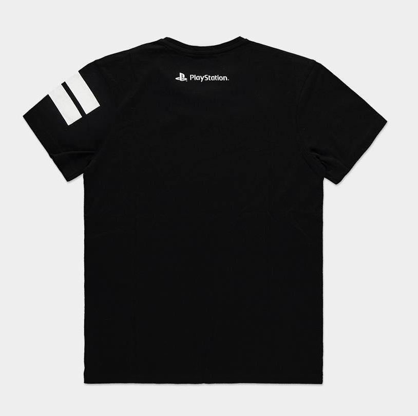 PLAYSTATION - Black & White Logo - T-Shirt Homme (S)_2