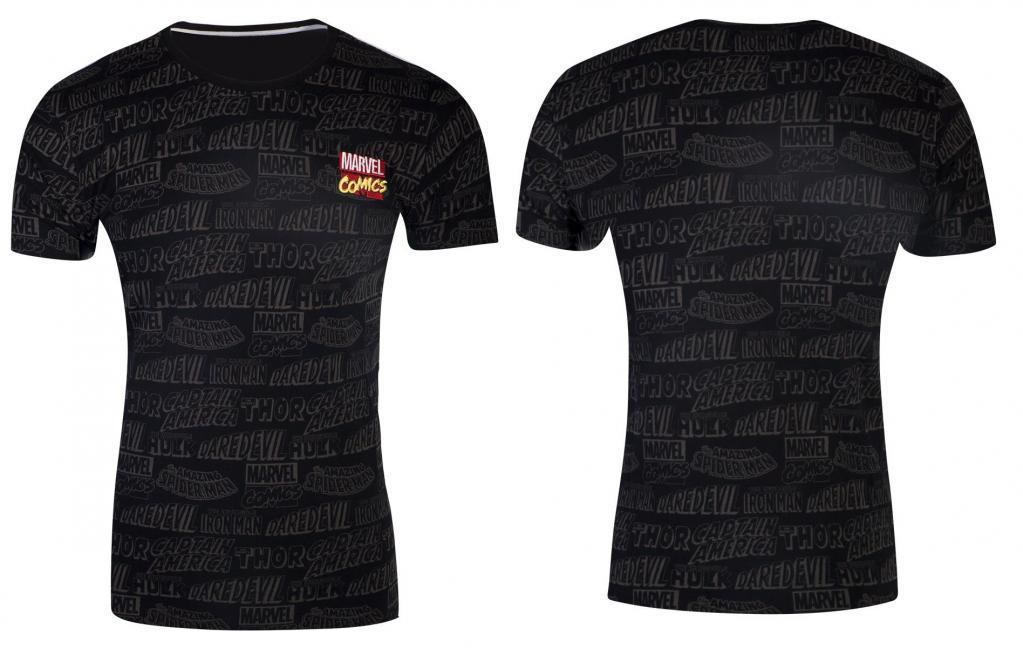 MARVEL COMICS - T-Shirt Homme (S)_1
