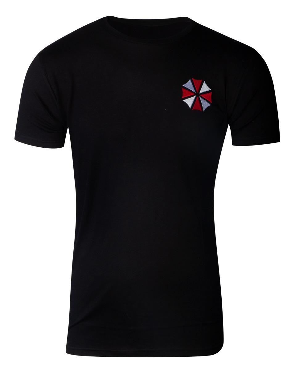 RESIDENT EVIL - Umbrella Tyrant Virus - T-Shirt Homme (XXL)_1