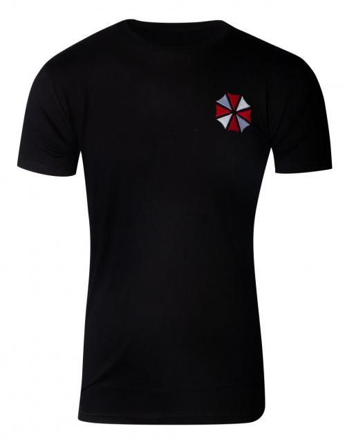 RESIDENT EVIL - Umbrella Tyrant Virus - T-Shirt Homme (XXL)