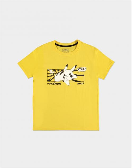 POKEMON - Pika - T-Shirt Femme (M)